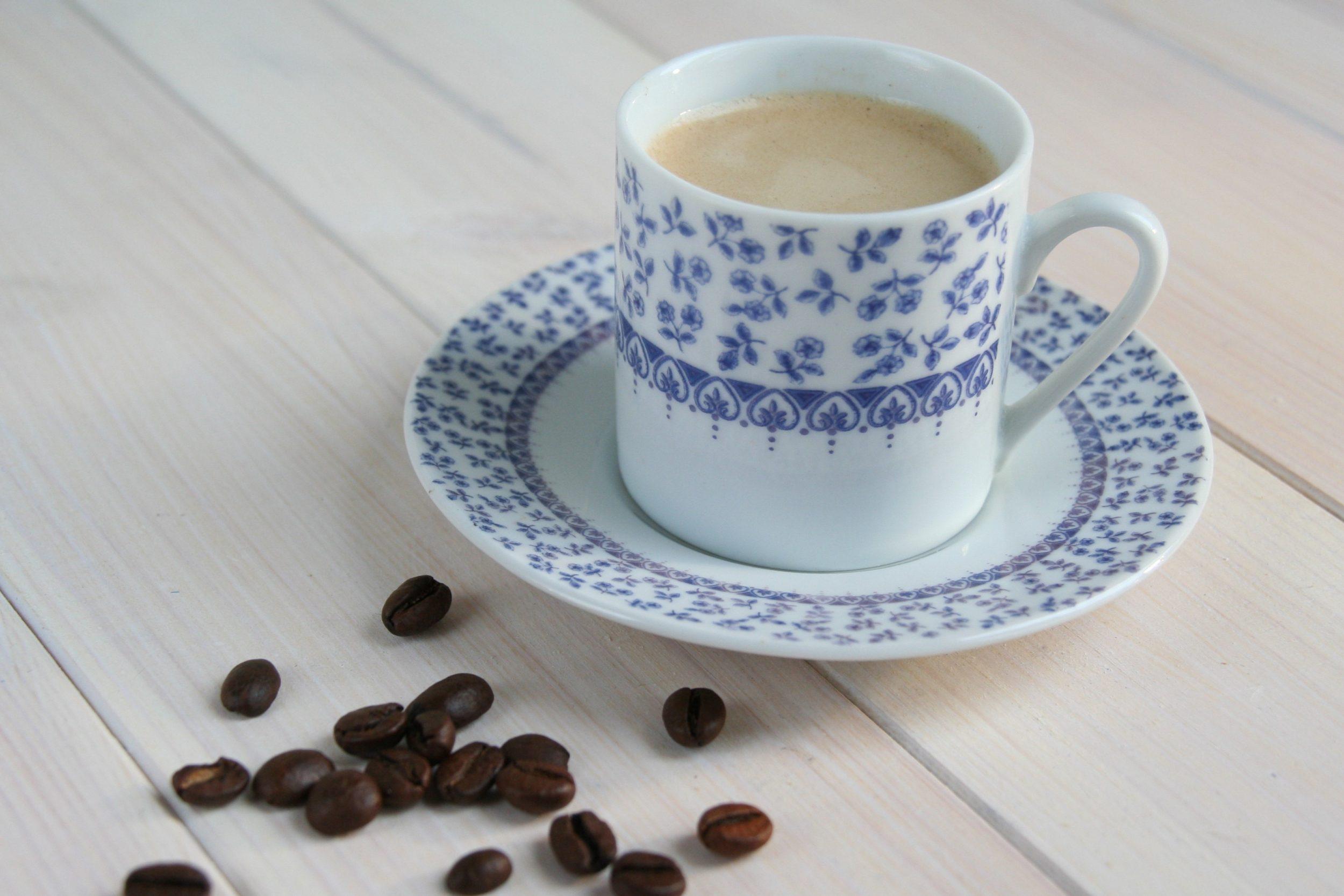 Randki filiżankę kawy